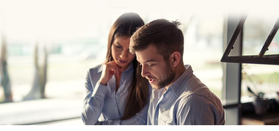 Kristen dating finanser